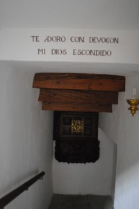Adoration Chapel in the Convent of the Incarnation