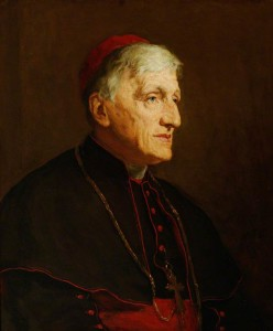 Ouless, Walter William; John Henry, Cardinal Newman; Oriel College, University of Oxford; http://www.artuk.org/artworks/john-henry-cardinal-newman-222951